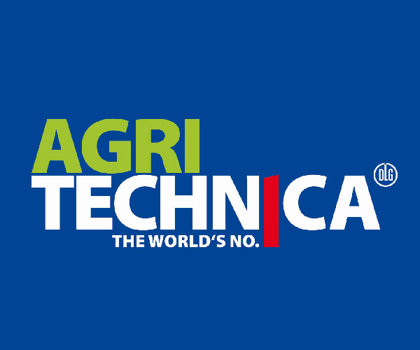 Agritechnica - Hannover, Germany 10-16 November 2019